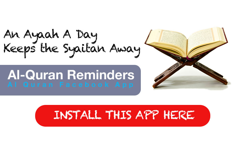 quran fb apps not appearing after installations