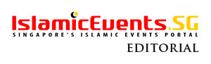 Islamicevents.sg Editorial